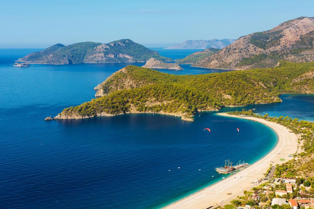 السياحة في فتحية في تركيا وأبرز الأنشطة والمعالم السياحية Rahhal Wego Com