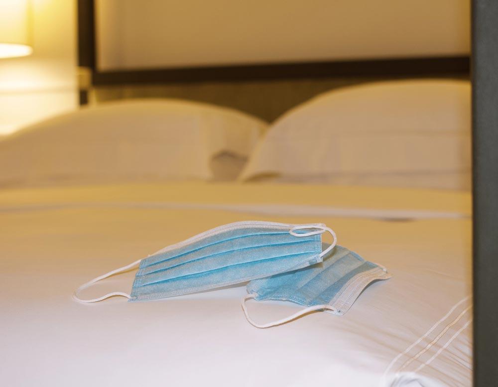 هكذا تستعد الفنادق لاستقبالك قريباً shutterstock_1721381